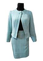 Комплект-двойка жакет и юбка, фото 1