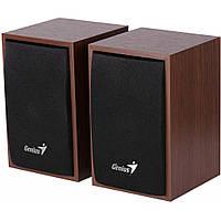 Акустична система Genius SP-HF160 USB Wood (31731063101)