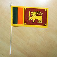 "Флажок ""Шри-Ланка"" | Флажки Азии |"