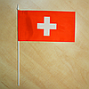 "Флажок ""Швейцария""   Флажки Европы  "