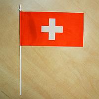 "Флажок ""Швейцария""   Флажки Европы  , фото 1"