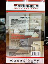 Тепловентилятор керамічний Grunhelm PTC-905, фото 3