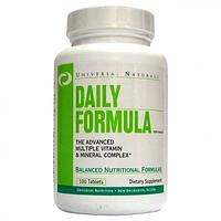 Витамины Universal Nutrition Daily Formula 100 tabs