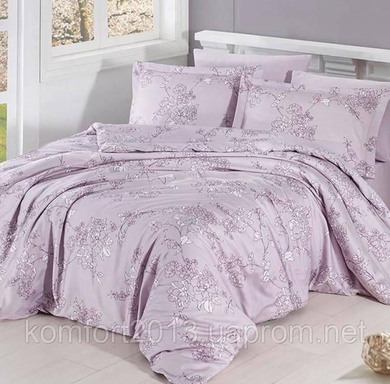 Полуторное постельное белье, Оланта, сатин 100%хлопок