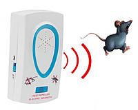 2-х режимный ультразвуковой электронный отпугиватель комаров и мышей (мод. UR-003)