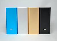Портативный аккумулятор Power Bank XiaoMi 16000 mAh металлический