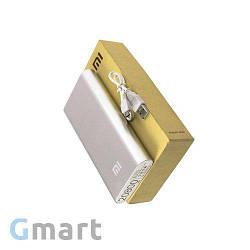 Внешний аккумулятор Xiaomi MI Power Bank 20800 mAh (USB 2,1A) серебристый