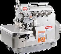 Промышленный 5-ниточный оверлок BRUCE-3216S-03/233 с автоматической обрезкой ниток