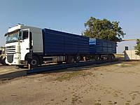 Автомобильные весы 12 метров 60 тонн