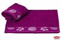 Махровое полотенце для кухни,30*30