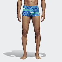 Мужские плавки-бокскры Adidas Allover Graphic CW4856 - 2018