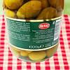 Зеленые оливки Olive Verdi Nova 1000g, фото 2