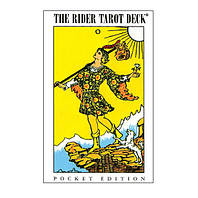 The Rider Tarot Deck | Таро Райдера-Уэйта (карманное), фото 1