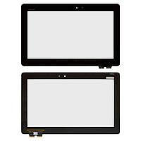 Сенсорный экран Asus Transformer Book T100 черный (тачскрин, стекло в сборе)