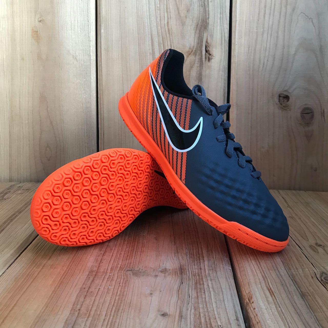 Детские Футзалки Nike Magista Obra 2 Club IC Junior AH7316-080 (Оригинал)