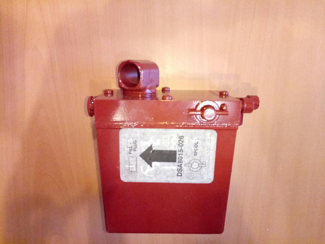 Гідравлічний насос підняття кабіни Stralis 41211399