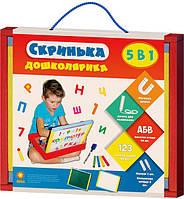 Ящик дошкольника (доска для рисования )