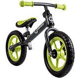 Беговел - велобег Lionelo Fin Plus 12 дюймов колеса, фото 2