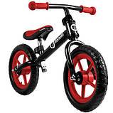 Беговел - велобег Lionelo Fin Plus 12 дюймов колеса, фото 3