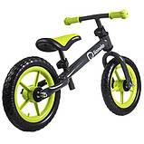 Беговел - велобег Lionelo Fin Plus 12 дюймов колеса, фото 8