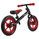 Беговел - велобег Lionelo Fin Plus 12 дюймов колеса, фото 10