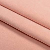 Ткань для штор нубук розовый жемчуг