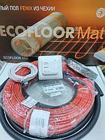 Теплый пол электрический 4.4m2 FENIX In-Therm ECO нагревательный кабель длиной 44м
