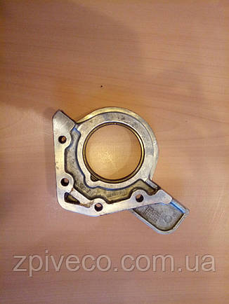 Крышка распредвала сальник Е3 (снято с нового двигателя) 98472303 - IVECO, фото 2