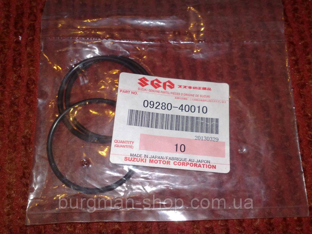 Сальник впускного коллектора 400сс 99-06г Suzuki Burgman SkyWave 09280-40010