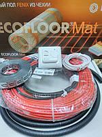 Тепла підлога електрична 5.3m2 FENIX In-Therm ECO нагрівальний кабель 53м , фото 1