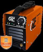 Распаковка и обзор сварочного аппарата Tex-AC TA-00-005