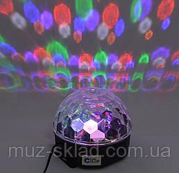 Диско эффект Free Color Ball 63USB
