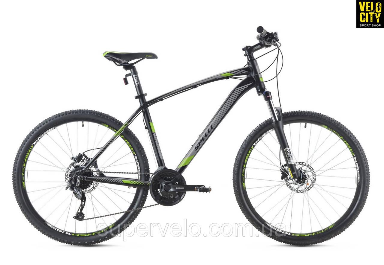 """Велосипед Spelli SX-5700 29"""" 2018 гидравлика"""