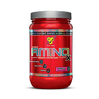Аминокислоты BCAA BSN Amino X (435 г) бцаа бсн амино икс green apple