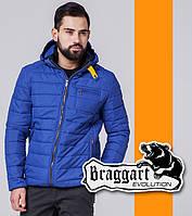 Braggart 1255 | Ветровка мужская весна-осень электрик