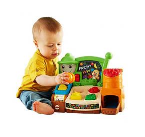 Интерактивная игрушка «Fisher-Price» (FBM32) Учебный магазин (рус.-англ.), фото 2
