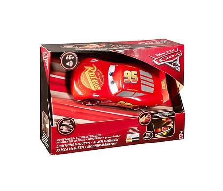 Интерактивная игрушка «Cars» (FGN54) Интерактивная Молния МакКвин (рус./англ.), фото 2