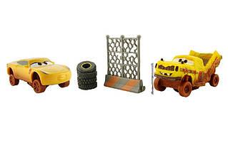 Игрушечные машинки и техника «Cars» (DYB13) Набор из 2-х героев серии Бешеная восьмерка