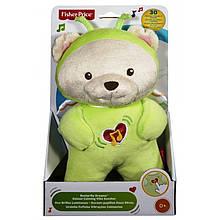 Интерактивная игрушка «Fisher-Price» (DFP20) плюшевый медвежонок Сон бабочки