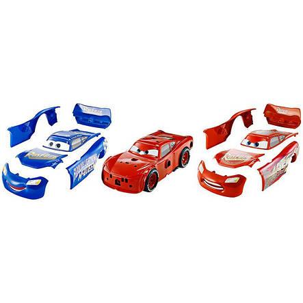Игрушечные машинки и техника «Cars» (FCV95) Большой Молния МакКуин Тройной тюнинг, фото 2