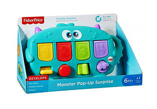 Интерактивная игрушка «Fisher-Price» (DYM89) Пианино Монстрик