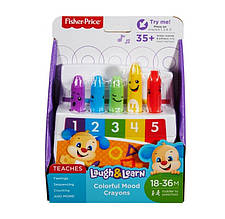 Интерактивная игрушка «Fisher-Price» (FBP59) Умные карандашики (рус.)