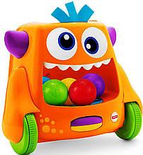 Интерактивная игрушка «Fisher-Price» (FLP37) Монстрик с шариками
