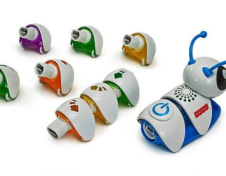 Интерактивная игрушка «Fisher-Price» (DKT39) гусениця Соединяй и запускай, фото 2
