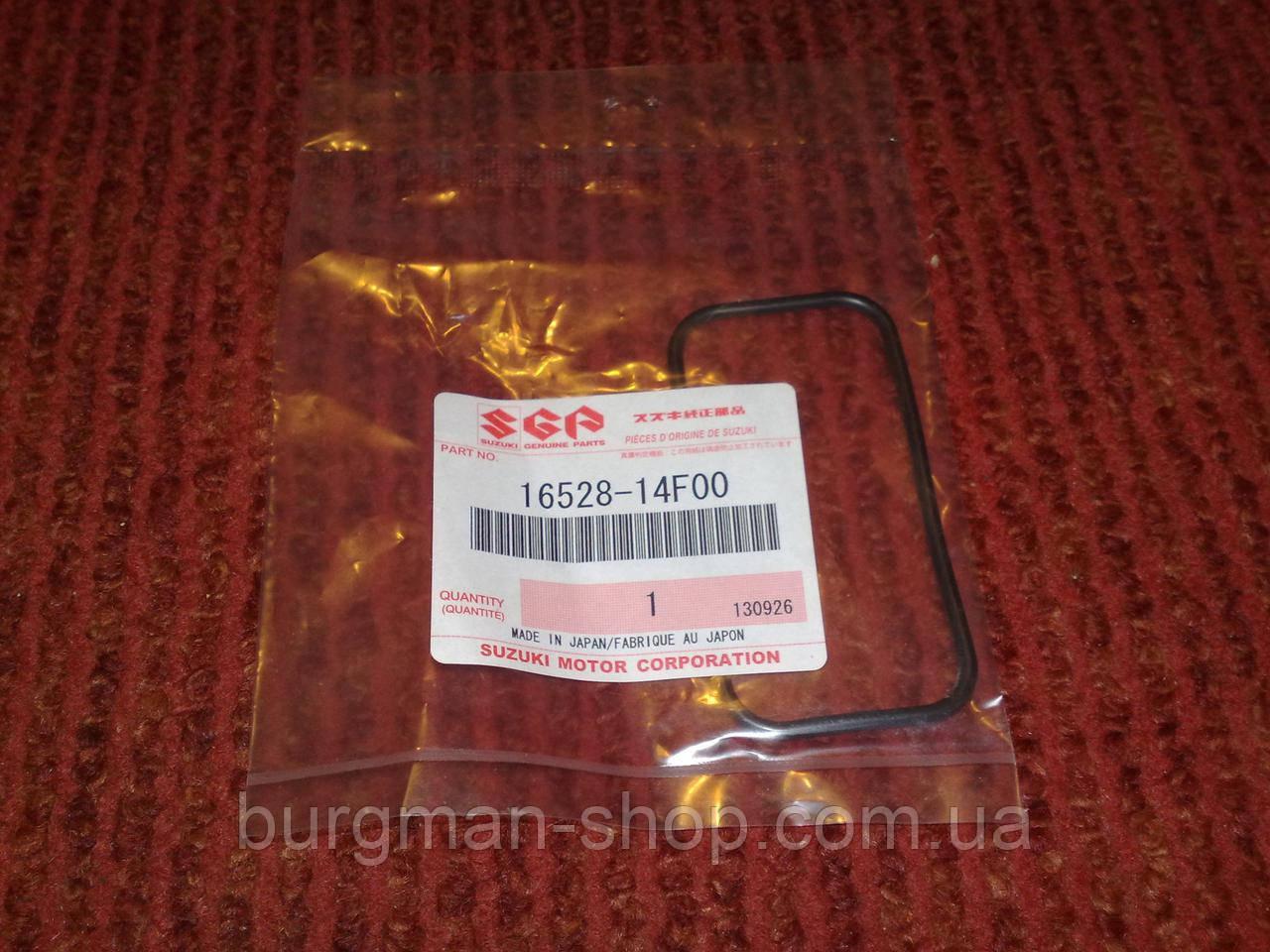 Сальник крышки масляного фильтра плоского Suzuki Burgman SkyWave 16528-14F00