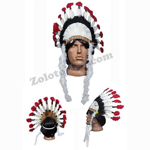 Перука Індіанця