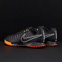 Детские Сороконожки Nike TiempoX Legend 7 Academy TF Junior AH7259-080 (Оригинал), фото 3