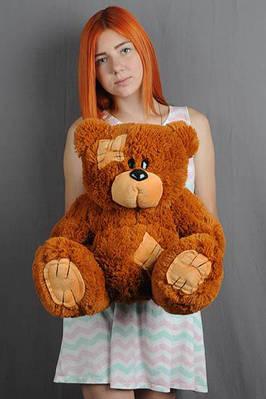 """Плюшевый мишка """"Тедди"""", коричневый, 50 см."""