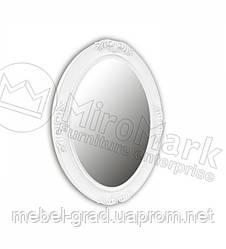 Зеркало Laura MiroMark белый
