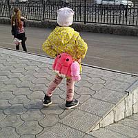 Рюкзак кролик (зайчик) сумка портфель. Цвета в ассортименте!